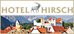 Wenn Sie ein Hotel Füssen suchen da ist das Hotel Hirsch eine ausgezeichnete Wahl. Der Blick von der Terasse auf das Hohe Schloß ist einfach traumhaft. Keine 10 Minuten davon entfernt befinden sich die Königsschlösser Neuschwanstein.